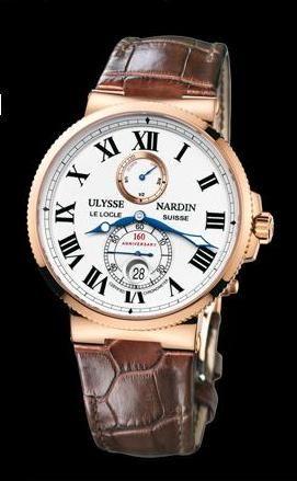 Ulysse Nardin Maxi Marine Chronometer 43