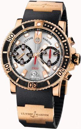 Ulysse Nardin Diver Chronograph 8006-102-3a/91
