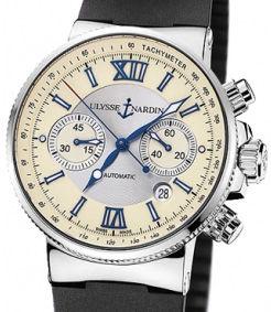Ulysse Nardin Marine Chronograph 353-66-3/314