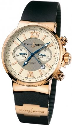 356-66-3/354 Ulysse Nardin Marine Chronograph