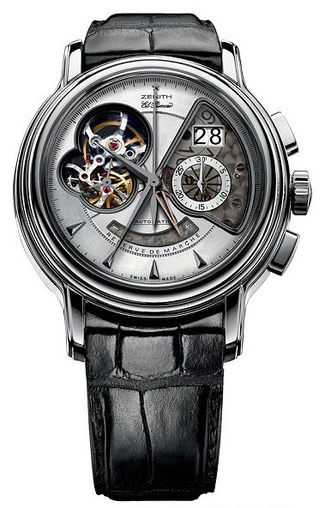 Zenith Chronomaster Old model