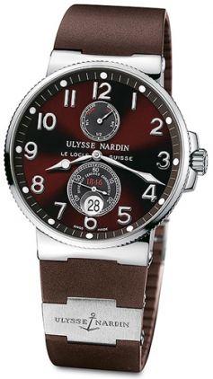 Ulysse Nardin Maxi Marine Chronometer 41 263-66-3/625