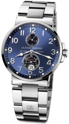 Ulysse Nardin Maxi Marine Chronometer 41 263-66-7/623
