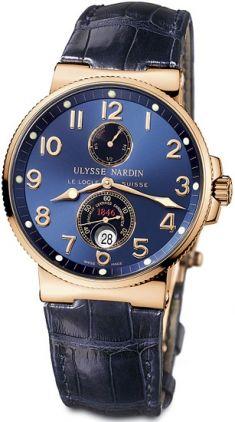 Ulysse Nardin Maxi Marine Chronometer 41 266-66/623