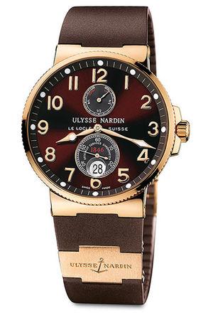 Ulysse Nardin Maxi Marine Chronometer 41 266-66-3/625