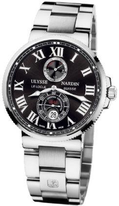 263-67-7/42 Ulysse Nardin Maxi Marine Chronometer 43