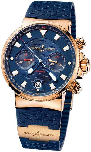 356-68LE-3 Ulysse Nardin Marine Chronograph