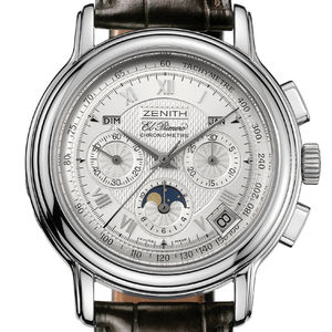 01.0240.410/02.c496 Zenith Chronomaster Old model