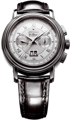 03.0240.4010/01.c495 Zenith Chronomaster Old model