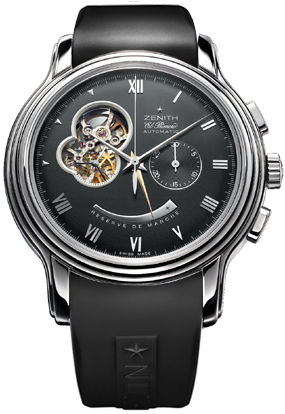 03.1260.4021/21.r529 Zenith Chronomaster Old model