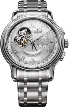 03.1260.4021/02.m1260 Zenith Chronomaster Old model