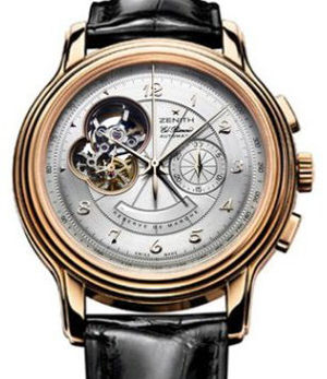 Zenith Chronomaster Old model 18.1260.4021/02.c505
