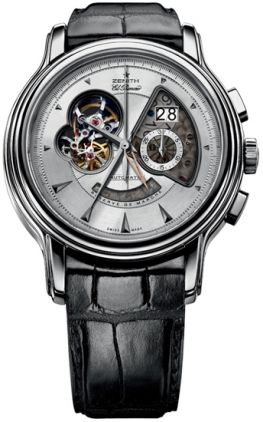03.1260.4039/01.c611 Zenith Chronomaster Old model
