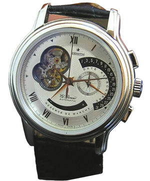 40.1260.4023/01.c505 Zenith Chronomaster Old model