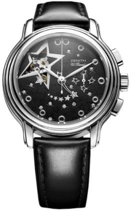 03.1231.4021/21.c626 Zenith Star Ladies