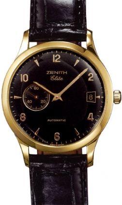 Zenith Elite 30.1125.680/21.c490