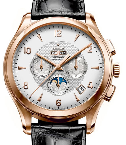18.0510.4100/02.c492 Zenith Chronomaster Old model