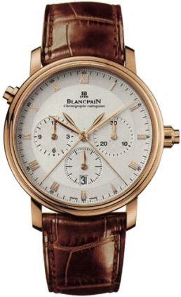 Blancpain Villeret Chronograph 6086-3642-55b