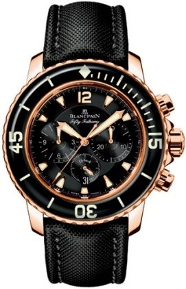 Blancpain Fifty Fathoms 5085F-3630-52