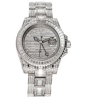 Rolex GMT-Master II 116769 TBR