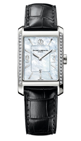8811 Baume & Mercier Hampton Women