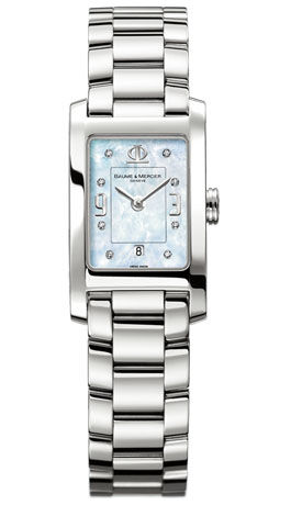 8814 Baume & Mercier Hampton Women