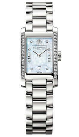 8817 Baume & Mercier Hampton Women