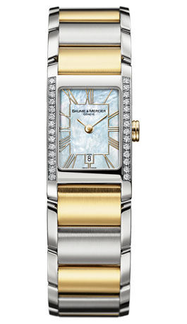 8776 Baume & Mercier Hampton Women