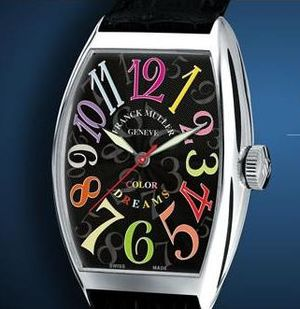 5850 SC CODR Franck Muller Color Dreams