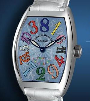 8880 CH CODR Franck Muller Crazy Hours