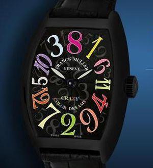 8880 CH NR CODR Franck Muller Crazy Hours