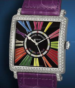6000 H SCD CODR Franck Muller Color Dreams