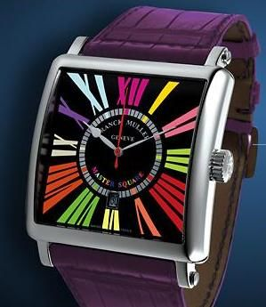 6000 HSC CODR Franck Muller Color Dreams