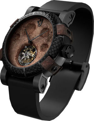 RJ Romain Jerome Air Moon Dust Moon Rider Tourbillon