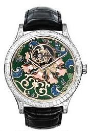 Van Cleef & Arpels Poetic Complications® Midnight Tourbillon Cashmere