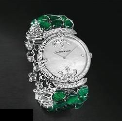 Van Cleef & Arpels High Jewelry Watches Bella