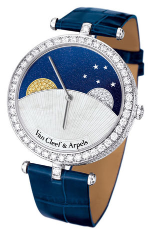 VCARN25800 Van Cleef & Arpels Poetic Complications®