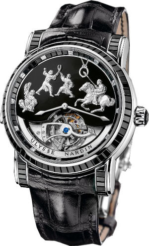 780-81-black Ulysse Nardin Classic Complications