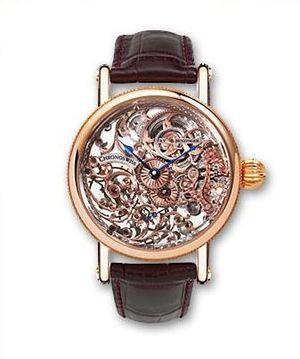 CH 6721ZRI Chronoswiss Artist Unique Timepieces