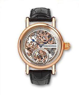 CH 6721ZRII Chronoswiss Artist Unique Timepieces