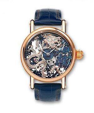 CH 6721ZRIII Chronoswiss Artist Unique Timepieces