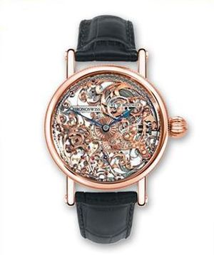 CH 6721ZRV Chronoswiss Artist Unique Timepieces