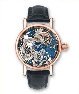 CH 6721ZRVII Chronoswiss Artist Unique Timepieces