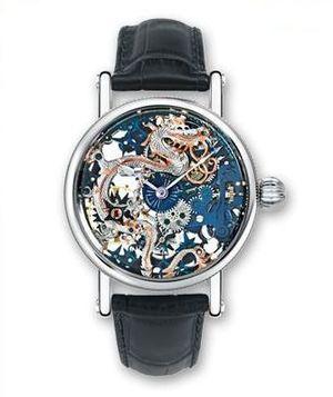 CH 6721ZWVII Chronoswiss Artist Unique Timepieces