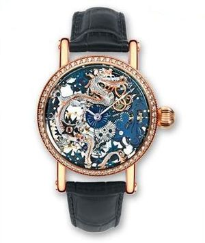 CH 6721ZRVIID Chronoswiss Artist Unique Timepieces