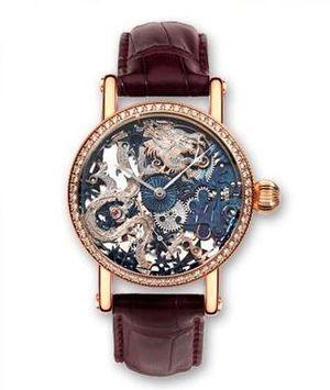 CH 6721ZRIIID Chronoswiss Artist Unique Timepieces