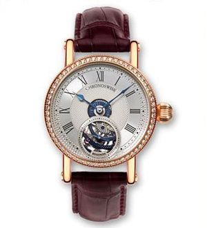 CH 6721ZRIVD Chronoswiss Artist Unique Timepieces