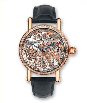 CH 6721ZRVD Chronoswiss Artist Unique Timepieces