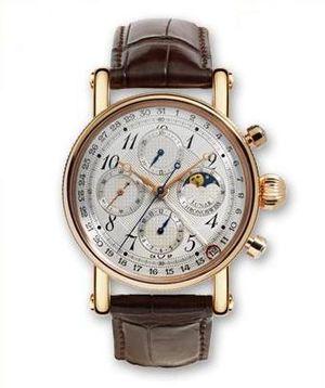 CH 7541 LR Chronoswiss Artist Unique Timepieces