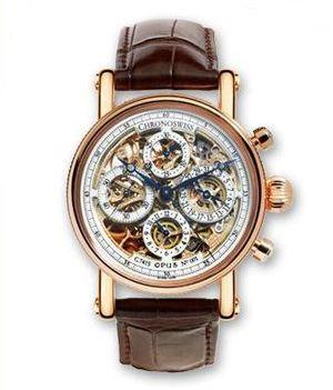 CH 7541 SR Chronoswiss Artist Unique Timepieces